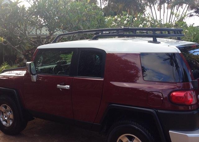 #cardetailoftheday #808auto #kauai #toyota #fj