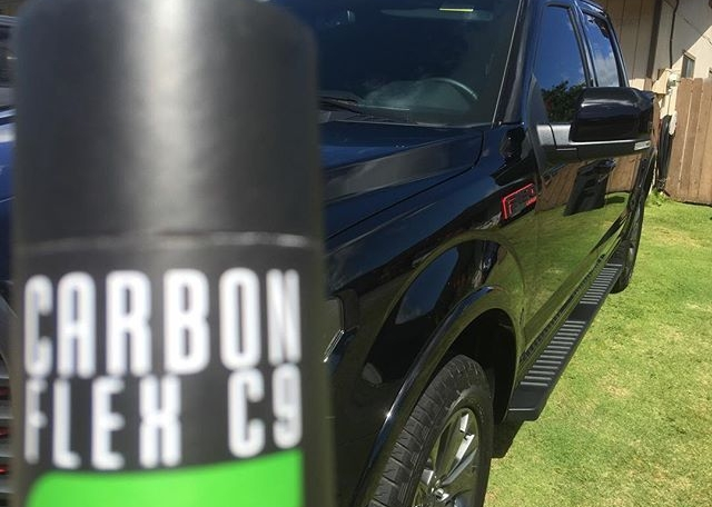 Ceramic coating, simply the best way to protect your investment. #foamfriday #f150 #cardetailoftheday #detailersofhawaii #808auto #carbonflex #worththemoney