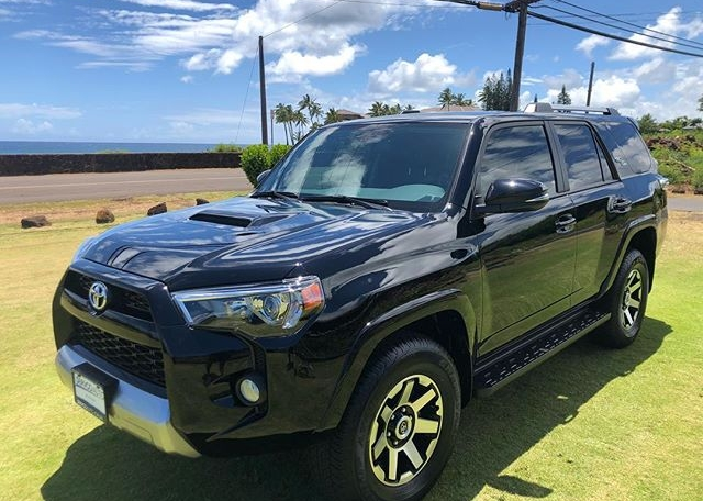 Add this to the want list. So sick!  Happy to do an exterior detail on this. . . . . #4runneroffroad #toyota #4runnerfriday #808auto #cardetailoftheday #kauai #hawaii #cardetailersofinstagram